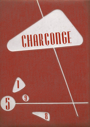 Page 1, 1958 Edition, Chartiers Houston High School - Charconge Yearbook (Houston, PA) online yearbook collection