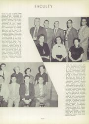 Page 11, 1958 Edition, Chartiers Houston High School - Charconge Yearbook (Houston, PA) online yearbook collection