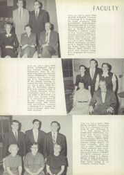 Page 12, 1958 Edition, Chartiers Houston High School - Charconge Yearbook (Houston, PA) online yearbook collection