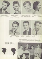 Page 17, 1958 Edition, Chartiers Houston High School - Charconge Yearbook (Houston, PA) online yearbook collection