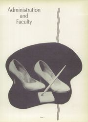 Page 9, 1958 Edition, Chartiers Houston High School - Charconge Yearbook (Houston, PA) online yearbook collection
