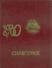 1980 Edition, Chartiers Houston High School - Charconge Yearbook (Houston, PA)