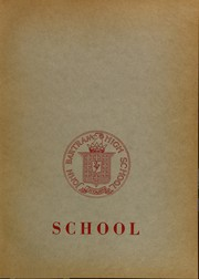Page 11, 1942 Edition, John Bartram High School - Trailmarker Yearbook (Philadelphia, PA) online yearbook collection
