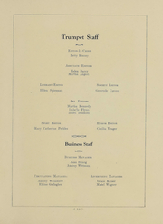 Page 13, 1931 Edition, Villa Maria Academy - Trumpet Yearbook (Erie, PA) online yearbook collection