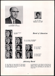 Page 10, 1967 Edition, Keystone High School - Key Yearbook (Knox, PA) online yearbook collection
