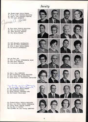 Page 12, 1967 Edition, Keystone High School - Key Yearbook (Knox, PA) online yearbook collection