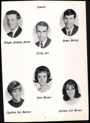 Page 17, 1967 Edition, Keystone High School - Key Yearbook (Knox, PA) online yearbook collection