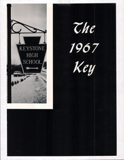 Page 5, 1967 Edition, Keystone High School - Key Yearbook (Knox, PA) online yearbook collection