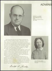 Page 12, 1959 Edition, Eisenhower High School - Lance Yearbook (Russell, PA) online yearbook collection