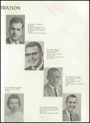 Page 13, 1959 Edition, Eisenhower High School - Lance Yearbook (Russell, PA) online yearbook collection