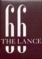 1966 Edition, Eisenhower High School - Lance Yearbook (Russell, PA)