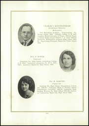 Page 16, 1925 Edition, Biglerville High School - Mirror Yearbook (Biglerville, PA) online yearbook collection