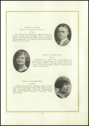Page 17, 1925 Edition, Biglerville High School - Mirror Yearbook (Biglerville, PA) online yearbook collection