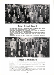 Page 12, 1954 Edition, Biglerville High School - Mirror Yearbook (Biglerville, PA) online yearbook collection