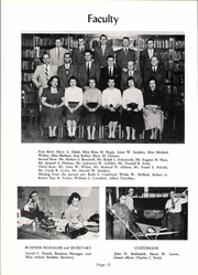 Page 14, 1954 Edition, Biglerville High School - Mirror Yearbook (Biglerville, PA) online yearbook collection