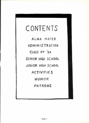 Page 7, 1954 Edition, Biglerville High School - Mirror Yearbook (Biglerville, PA) online yearbook collection