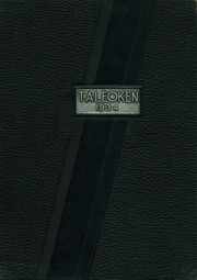 Page 1, 1934 Edition, New Kensington High School - Taleoken Yearbook (New Kensington, PA) online yearbook collection