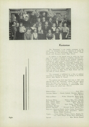 Page 12, 1934 Edition, New Kensington High School - Taleoken Yearbook (New Kensington, PA) online yearbook collection
