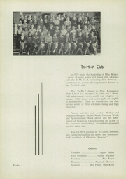 Page 16, 1934 Edition, New Kensington High School - Taleoken Yearbook (New Kensington, PA) online yearbook collection
