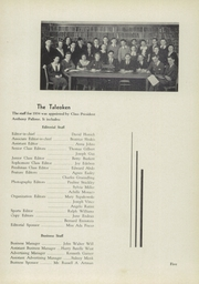 Page 9, 1934 Edition, New Kensington High School - Taleoken Yearbook (New Kensington, PA) online yearbook collection