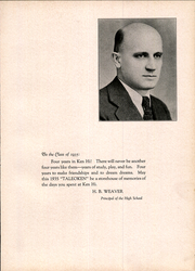 Page 11, 1935 Edition, New Kensington High School - Taleoken Yearbook (New Kensington, PA) online yearbook collection