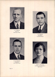 Page 12, 1935 Edition, New Kensington High School - Taleoken Yearbook (New Kensington, PA) online yearbook collection