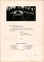 Page 13, 1935 Edition, New Kensington High School - Taleoken Yearbook (New Kensington, PA) online yearbook collection