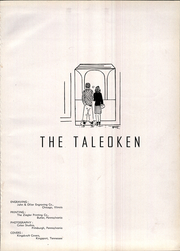 Page 5, 1943 Edition, New Kensington High School - Taleoken Yearbook (New Kensington, PA) online yearbook collection