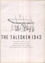 Page 7, 1943 Edition, New Kensington High School - Taleoken Yearbook (New Kensington, PA) online yearbook collection