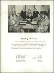 Page 12, 1953 Edition, New Kensington High School - Taleoken Yearbook (New Kensington, PA) online yearbook collection