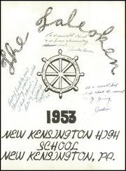 Page 9, 1953 Edition, New Kensington High School - Taleoken Yearbook (New Kensington, PA) online yearbook collection