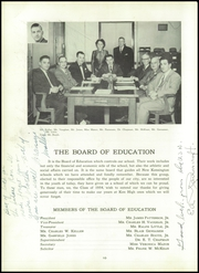 Page 14, 1954 Edition, New Kensington High School - Taleoken Yearbook (New Kensington, PA) online yearbook collection