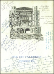 Page 5, 1954 Edition, New Kensington High School - Taleoken Yearbook (New Kensington, PA) online yearbook collection