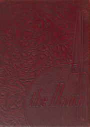 1946 Edition, Brockway Area High School - Dawn Yearbook (Brockway, PA)