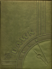 1950 Edition, Brockway Area High School - Dawn Yearbook (Brockway, PA)
