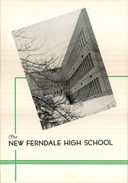 Page 10, 1940 Edition, Ferndale High School - Reflector Yearbook (Johnstown, PA) online yearbook collection