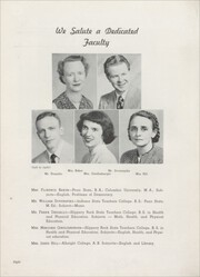 Page 12, 1953 Edition, Ferndale High School - Reflector Yearbook (Johnstown, PA) online yearbook collection