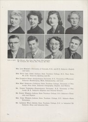 Page 14, 1953 Edition, Ferndale High School - Reflector Yearbook (Johnstown, PA) online yearbook collection