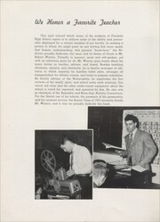 Page 8, 1953 Edition, Ferndale High School - Reflector Yearbook (Johnstown, PA) online yearbook collection