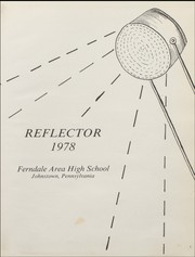 Page 5, 1978 Edition, Ferndale High School - Reflector Yearbook (Johnstown, PA) online yearbook collection