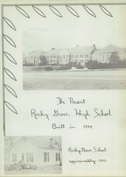 Page 9, 1952 Edition, Rocky Grove High School - Hilltopper Yearbook (Franklin, PA) online yearbook collection
