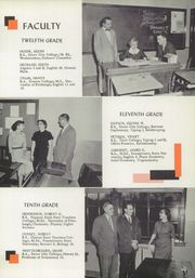 Page 11, 1957 Edition, Rocky Grove High School - Hilltopper Yearbook (Franklin, PA) online yearbook collection