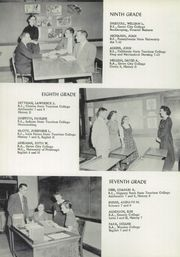 Page 12, 1957 Edition, Rocky Grove High School - Hilltopper Yearbook (Franklin, PA) online yearbook collection