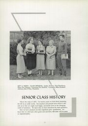 Page 16, 1957 Edition, Rocky Grove High School - Hilltopper Yearbook (Franklin, PA) online yearbook collection