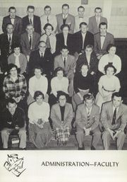 Page 9, 1957 Edition, Rocky Grove High School - Hilltopper Yearbook (Franklin, PA) online yearbook collection