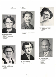 Page 11, 1954 Edition, Tulpehocken High School - Yearbook (Bernville, PA) online yearbook collection