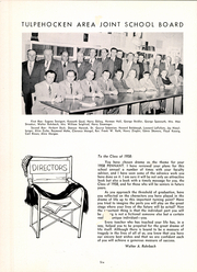 Page 10, 1958 Edition, Tulpehocken High School - Yearbook (Bernville, PA) online yearbook collection