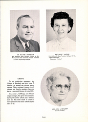 Page 11, 1958 Edition, Tulpehocken High School - Yearbook (Bernville, PA) online yearbook collection