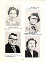 Page 12, 1958 Edition, Tulpehocken High School - Yearbook (Bernville, PA) online yearbook collection