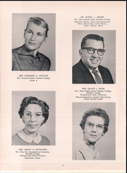 Page 14, 1959 Edition, Tulpehocken High School - Yearbook (Bernville, PA) online yearbook collection